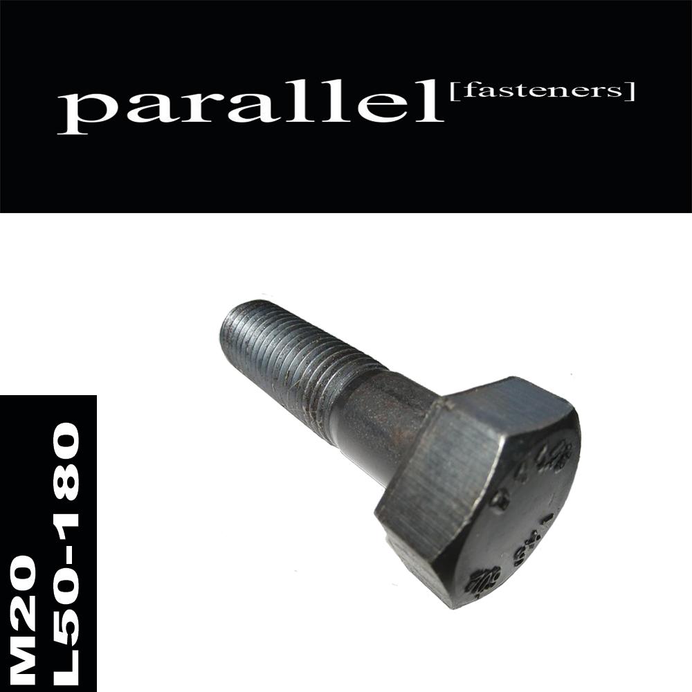 Болт високоміцний 110хл М20 * L50-180, ГОСТ 22353-77