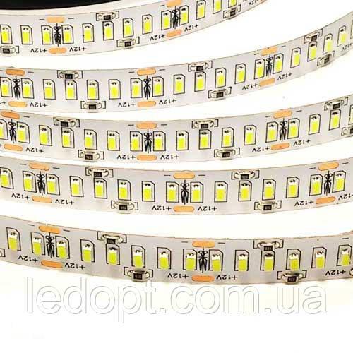 Светодиодная лента SMD 3014 204 LED/m 18W White 6000-6500K IP20
