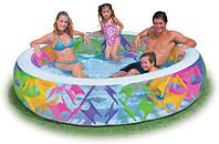 Надувной детский бассейн Intex 229х57 см