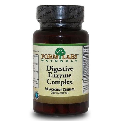 Enzyme complex 90 cap