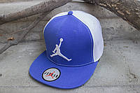 Бейсболка синяя Jordan