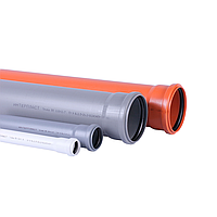 Interplast труба ПП  40х1.8 (0,315м) 1рез, шт.