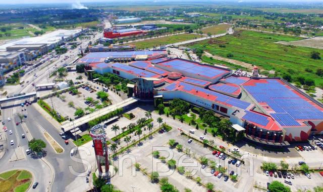 Крупнейшая солнечная крыша открыта на Филиппинах