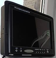 """Монитор автомобильный в подголовник OKINAVA701 (7"""") черный цвет"""
