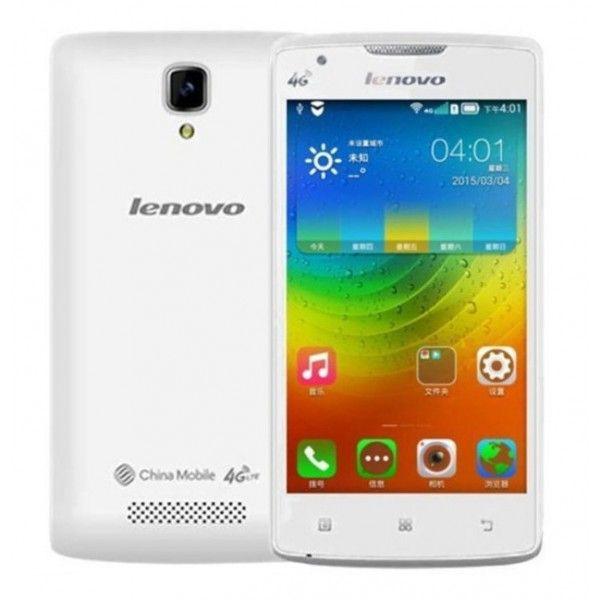 Lenovo A2800D экран 4.0 ,4 ядра, 2sim, Android 4.4, камера 2.0Мp - white