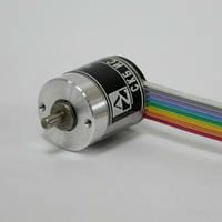 ЛИР-ДА119А миниатюрный абсолютный преобразователь угловых перемещений (абсолютный энкодер)