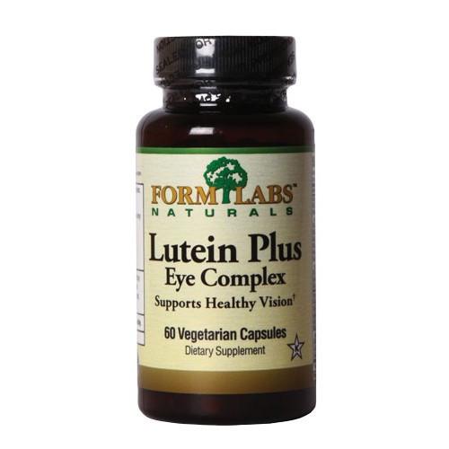 Для глаз Лютеин Lutein+Eye Complex 60 vegetarian cap FormLabs