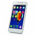 Lenovo A3600D (3G) экран 4.5 ,4 ядра, 2sim, Android 4.4.2, 5.0Мp - white, фото 3