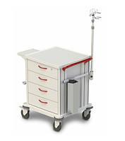 Тележка медицинская функциональная ТМ-11 Medin (Медин)