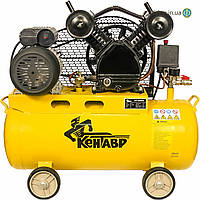 Компрессор Кентавр КР-5030В ременной (2,3 кВт, 400 л/мин, 50 л)