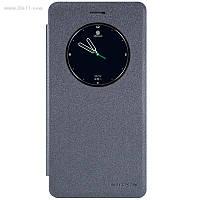 Чехол Nillkin Sparkle Leather Case для Lenovo A6020 (K5, K5 Plus) Dark Grey