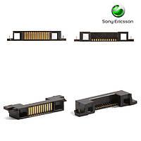 Коннектор зарядки для Sony Ericsson F305 / K550 / T707, оригинал
