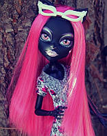 Кукла Monster High Кэтти Нуар (Catty Noir) Крик Гиков Монстер Хай Школа монстров