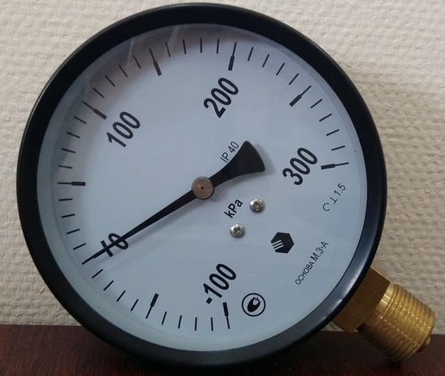 Манометры, вакуумметры, мановакуумметры общего назначения (технические)