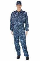 Костюм для охраны под заправку, костюм Охрана-Люкс