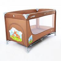 Манеж-кровать CARRELLO Uno, фото 1