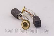 Щетки для электродвигателей 5,5х6,5х11 пятак