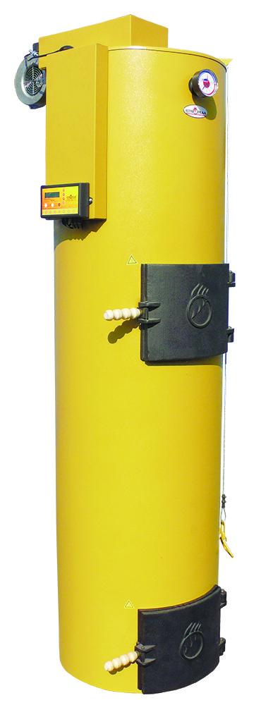 Отопительные твердотопливные котлы длителнього горения Stropuva (СТропува) S40-P