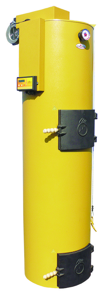 Stropuva (Стропува) S10-P твердопаливний котел тривалого горіння