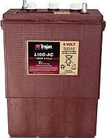 Аккумуляторная батарея TROJAN L16G-A, 6 Вольт, 390 (320) Ач