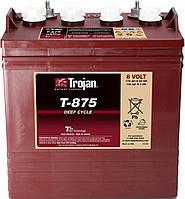 Аккумуляторная батарея TROJAN T-875, 8 Вольт, 170 (145) Ач