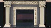 Декоративный камин №2