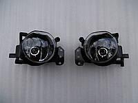 Противотуманные фары BMW 5 E60 дорестайл новые, фото 1
