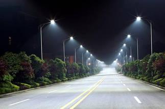 Столбовые светильники