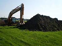 Плодородный грунт чернозем с доставкой
