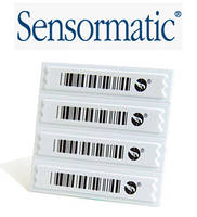 Противокражные метки MiniUltra Strip III  barcode