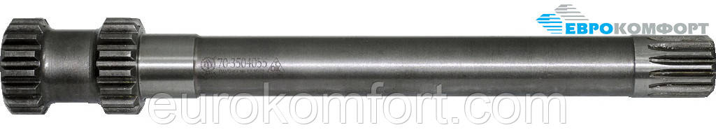 Вал тормозной МТЗ-80 70-3504055