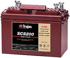 Аккумуляторная батарея TROJAN SCS200, 12 Вольт, 115 (95) Ач