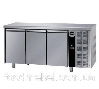 Стол морозильный Apach AFM 03 BT трехдверный