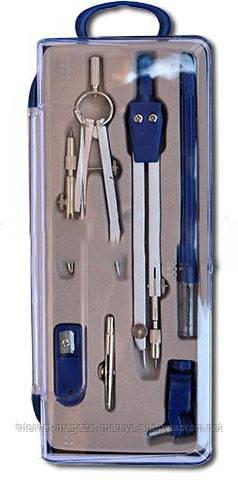 Набор чертёжных инструментов 707 B