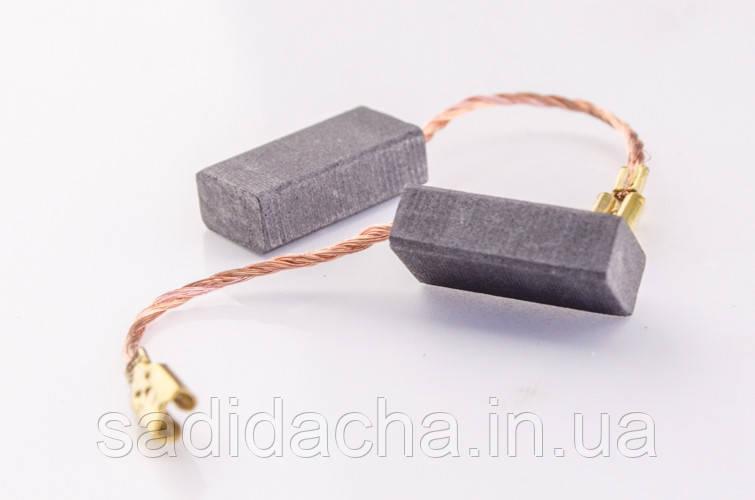 Щітки для електродвигунів 5х8х16