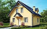 Дом из газобетона, теплый дом, строительство домов из газобетона в Днепре, Киеве, фото 2