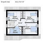 Цена на дом из пенобетона, строительство малоэтажных домов в Киеве, Днепре, фото 4