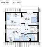 Сборные коттеджи, каркасные коттеджи, каркасное строительство Днепр, Киев, фото 4