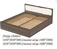 """Кровать """"Лотос"""""""