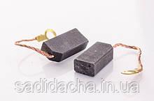 Щётки угольные 6,3х10х20 Кольцо