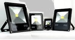 Прожекторы светодиодные led для наружного освещения