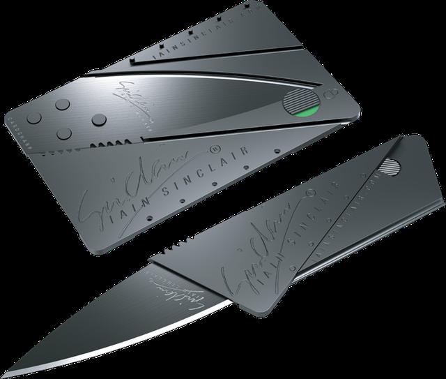 Нож кредитка купить