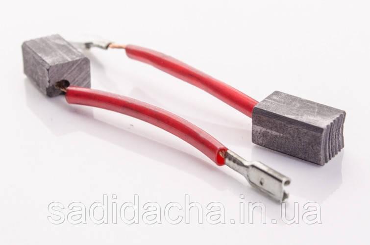 Щітки для електродвигунів 6,5х7,5х12