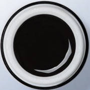 Цветной гель Le Vole Exclusive Color gel  LVCG-001 чёрный