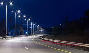Уличные светодиодные фонари led