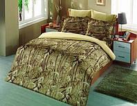 Комплект постельного белья полуторный 160х220 Mariposa Шелк/Бамбук Жаккар BAMBOO