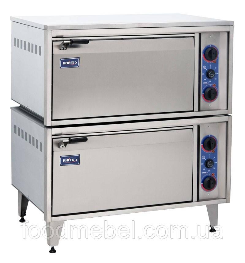 Жарочный шкаф электрический ЖШЭ-2 двухсекционный