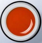 Цветной гель Le Vole Exclusive Color gel LVCG-019 оранжевый