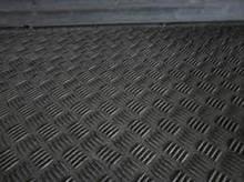 Лист рифлений нж AISI 304 1,0 (1,0х2,0) BA+PVC листи нж нержавіюча сталь нержавіюча сталь ціна квінтет