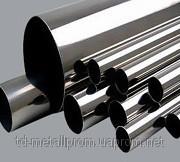 Труба н/ж 30х1,0 tig круглая матовая AISI 304 сталь нержавейка трубы нержавеющие гост цена купить